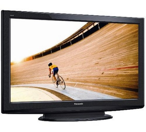 Panasonic TX-P42X20B 42-inch Widescreen HD Ready 100Hz Plasma TV with Freeview