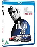 The Italian Job - 40th Anniversary Edition [Blu-ray] [1969]