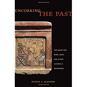 Book cover for Uncorking the Past