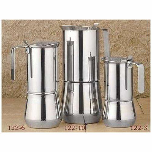 Stainless Moka Pot front-634632