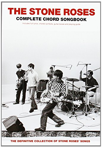 the-stone-roses-complete-chord-songbook-includes-full-lyrics-chord-symbols-guitar-boxes-and-playing-