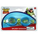 Disney Pixar Toy Story Swimming Goggles for Kids 4 and up; Great Gift Idea