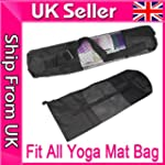 checknow Exercise Yoga Mat Bag Fitnes...