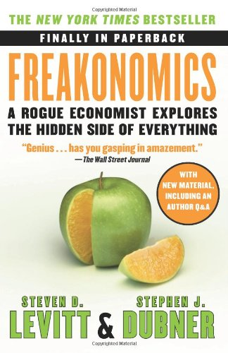 freakonomics by stephen dubner