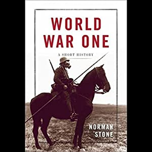 World War One Hörbuch