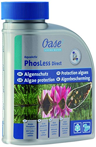 Oase-51284-AquaActiv-PhosLess-Direct-Protection-Algues-500-ml