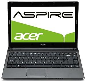 Acer Aspire 3750-2334G50Mnkk 33,8 cm (13,3 Zoll) Notebook (Intel Core i3 2310M, 2,1GHz, 4GB RAM, 500GB HDD, Intel HD 3000, DVD, Win 7 HP)