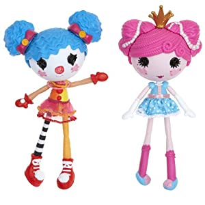 Lalaloopsy Workshop Double Pack - Princess/Clown