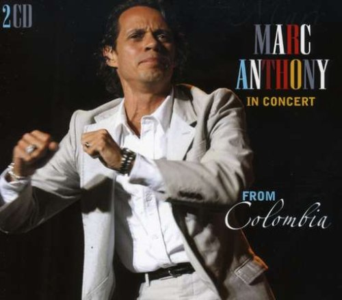 Marc Anthony - in Concert from Colombia - Zortam Music