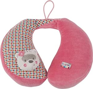 Tuc Tuc Magic Forest - Reposacabezas para niña / Girls Neck Pillow