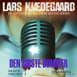 Den sidste dommer [The Last Judge] Audiobook