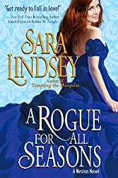 A Rogue for All Seasons (Weston Family Book 3)