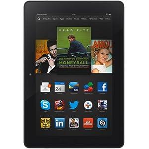 Kindle Fire HDX 8.9, 22,6 cm (8,9 Zoll), HDX-Display, WLAN + 4G LTE, 16 GB - mit Spezialangeboten (Vorgängermodell - 3. Generation)