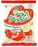 [トクホ]マンナンライフ 蒟蒻畑ララクラッシュりんご味24g*8個×12袋 ランキングお取り寄せ
