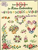 img - for 101 Iron-On Transfers for Ribbon Embroidery book / textbook / text book