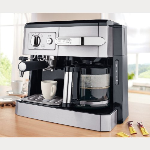 Delonghi Coffee Maker Parts Usa : Delonghi BCO420 Espresso Coffee Maker, 220-volt Non-USA Compliant , Silver 11street Malaysia ...