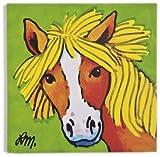 Lutz Mauder Keilrahmenbild Pferd