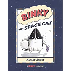 Binky the Space Cat (Binky Adventure)