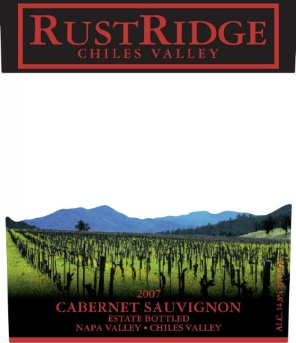 2007 Rustridge Estate Cabernet Sauvignon, Napa Valley 750 Ml