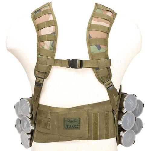 Vest - V-TAC Bravo-WOODLAND-S/M