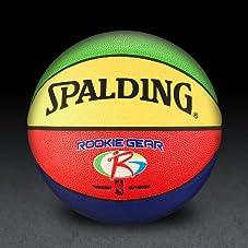 NBA Rookie Gear Composite Basketball - MultiColor - Size 27.5