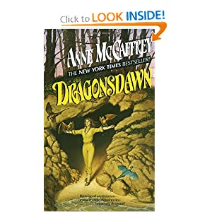 Dragonsdawn (Dragonriders of Pern Series) by Anne McCaffrey and Michael Whelan