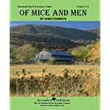 Of Mice and Men Literature Guide (Common Core and NCTE/IRA Standards-Aligned Teaching Guide) ~ Kristen Bowers