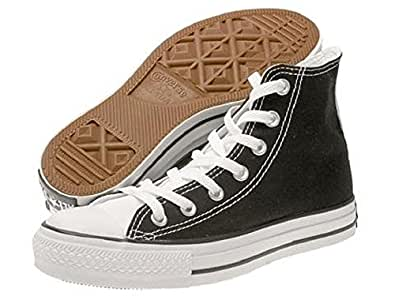 Converse chuck taylor all star 2 tone hi black 1j797 3 5 for Converse all star amazon