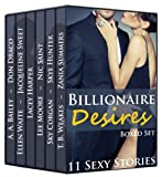 img - for Billionaire Desires book / textbook / text book