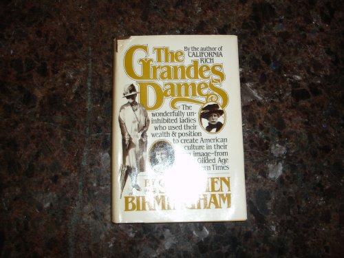 The Grandes Dames, Stephen Birmingham
