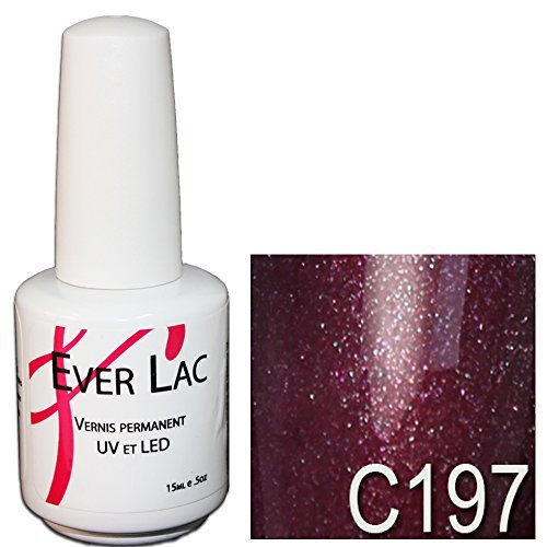 Vernis à ongles Permanent UV ou LED 3 en 1- Intensia - EVER LAC