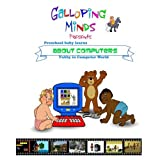 Galloping Minds Preschool Baby Learns About Computers DVD