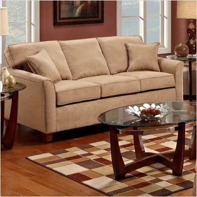 Simmons Upholstery 7251-SLEEPER-VICTORY LANE Grayson Sleeper Sofa