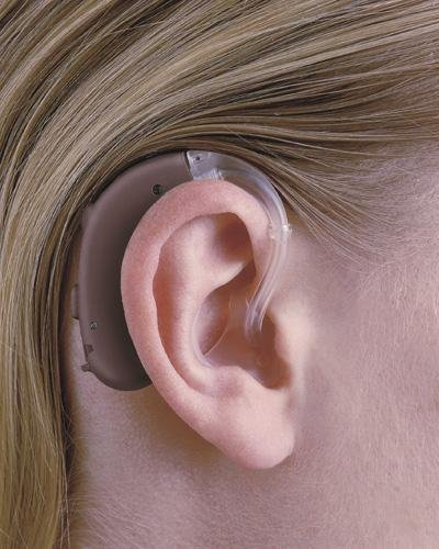 Siemens Hearing Aid BTE Intuis Pro SP DIR