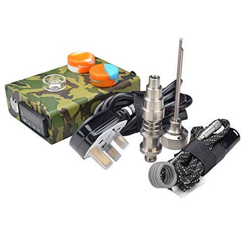newest-temperature-control-caseoxsubor-dnail-enail-kit-camouflage-green-with-uk-16mm-coil-heater-and