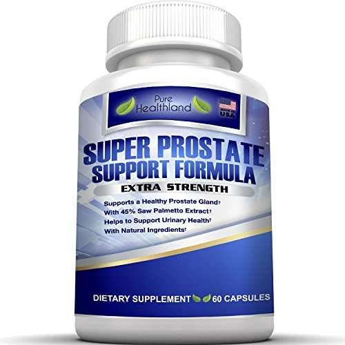 Natural Prostate Support Supplement Pills For Men.The Most Complete Formula Solutions With 33 Prostate Support Ingredients Including Saw Palmetto Vitamins Best For Prostate Care And Healthy Function! (Super Beta Prostate Reviews compare prices)