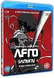 Afro Samurai - Director's Cut (Blu-ray) (2006)