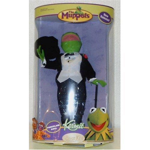 Kermit the Frog Porcelain Doll - Buy Kermit the Frog Porcelain Doll - Purchase Kermit the Frog Porcelain Doll (Brass Key, Toys & Games,Categories,Dolls,Porcelain Dolls)