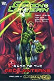 img - for Green Lantern: Rage of the Red Lanterns book / textbook / text book