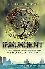 Insurgent (Libro número 2 de la serie Divergent) por Veronica Roth. Edición en inglés