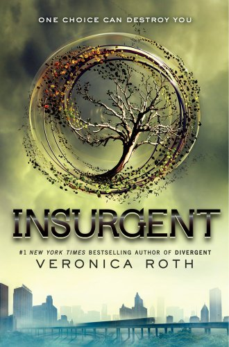 Cover of Insurgent (Divergent, Book 2)