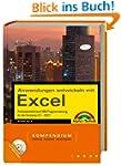 Anwendungen entwickeln mit Excel: Pro...