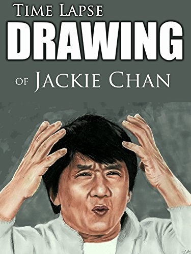 Clip: Time Lapse Drawing of Jackie Chan