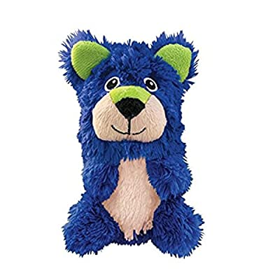 KONG Huggz Fox Dog Toy, Large