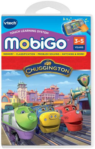 VTech - MobiGo Software - Chuggington - 1
