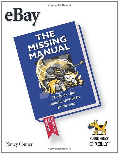 eBay: The Missing Manual
