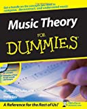Music Theory for Dummies  Book/CD Set
