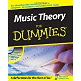 Music Theory For Dummies, with Audio CD-ROM ~ Holly Day