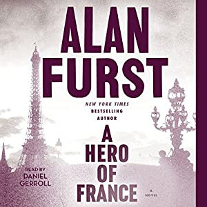 A Hero of France Audiobook