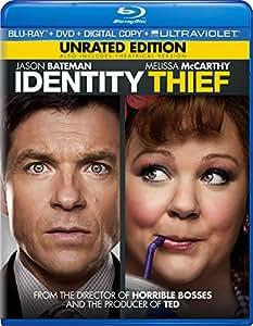 Identity Thief - Unrated Edition (Blu-ray + DVD + Digital Copy + UltraViolet)